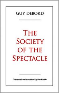 the society of the spectacle john The upper warden: mr john mcgregor  professor john marshall mbe  the  spectacle makers' society is an independent entity but links with the activities of.